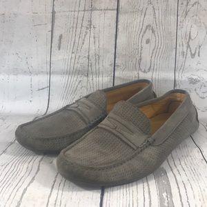 AQUATALIA Bruce Weatherproof Driving Shoe Size 11